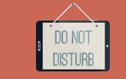 Do Not Disturb silences your iPhone